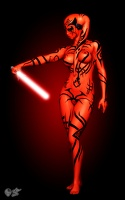 Darth Talon Full Body