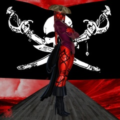 Talk like a Pirate Day! -- All the scallywags in the marketplace say